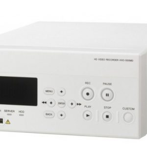 Sony HVO-500MD HD Medical Video Recorder for USB and NAS External Media