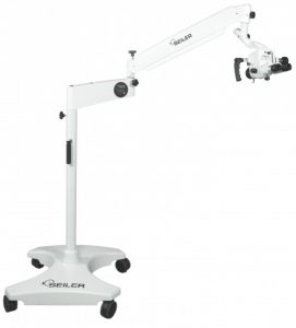 Seiler Outpatient Microscope Alpha Air 6 ENT
