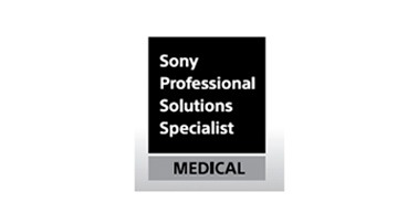 Sony Medical logo – Sony Professional Solutions Specialist