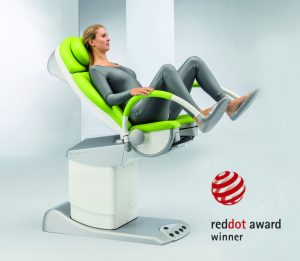 Schmitz Operating Table - Reddot award winner