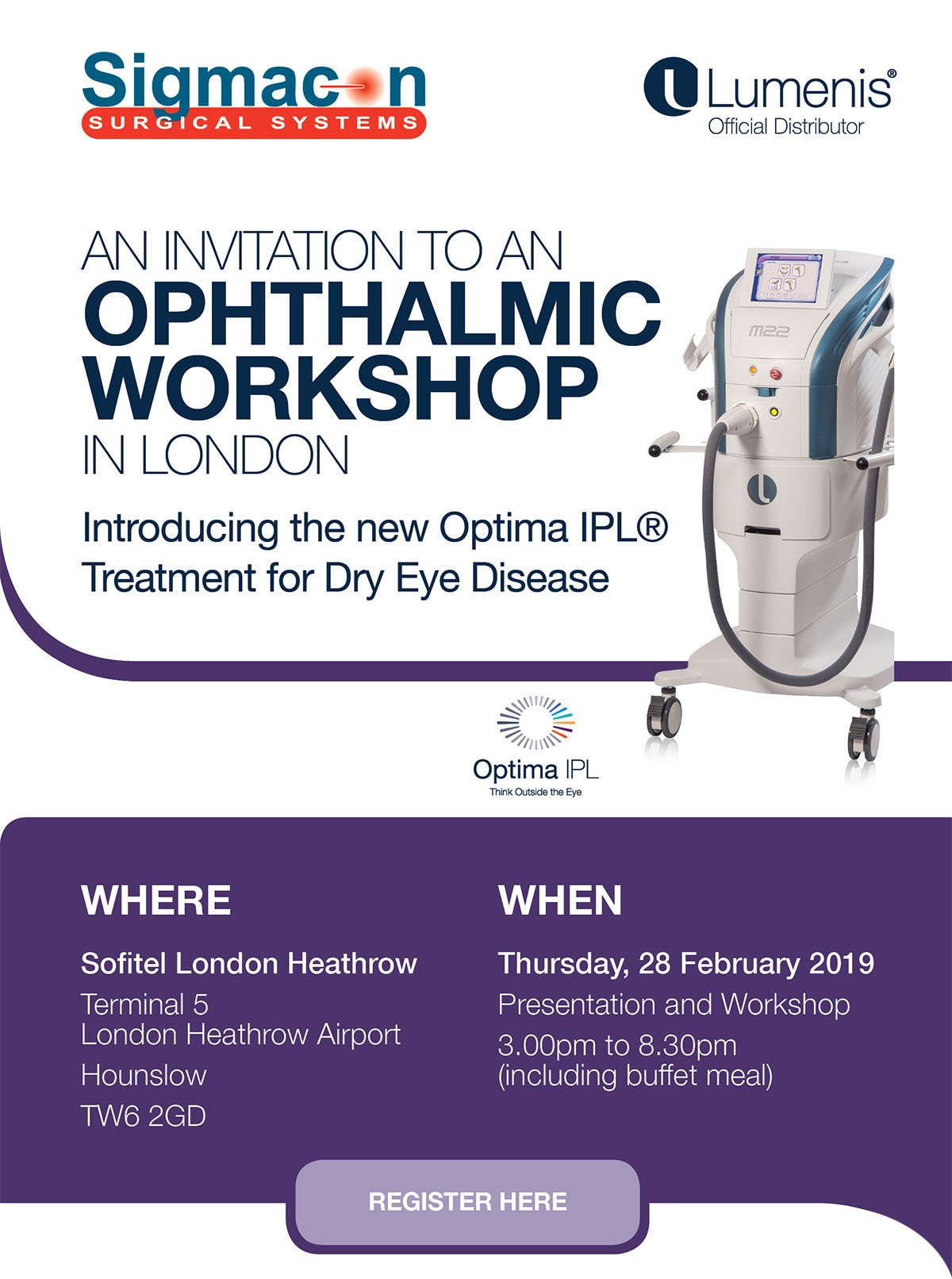 Ophthalmic Workshop in London